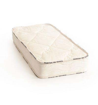 Matelas berceau 40x80 100 latex naturel 13 cm confort optimum - Matelas latex 100 naturel ...