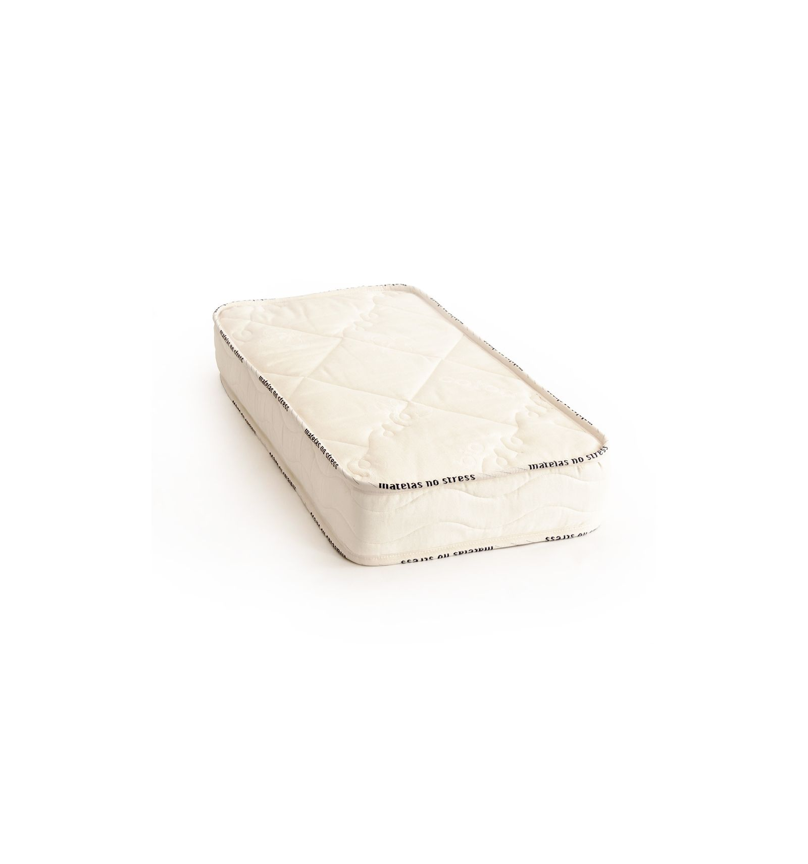 Matelas berceau rectangulaire ou ovale 50x90 100 latex naturel 13 cm confort optimum - Matelas bebe latex naturel ...