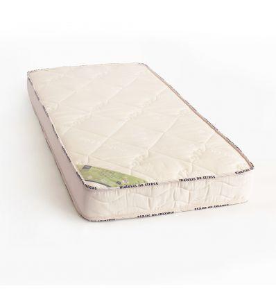 Matelas latex naturel confort optimal en 120x60