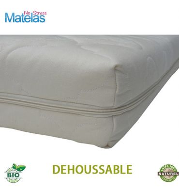 housse matelas bio anti acariens couffin matelas. Black Bedroom Furniture Sets. Home Design Ideas