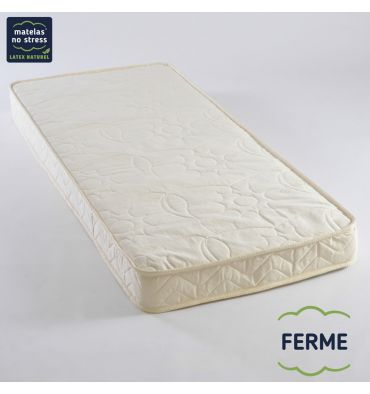 Matelas bio 100 % Latex Naturel