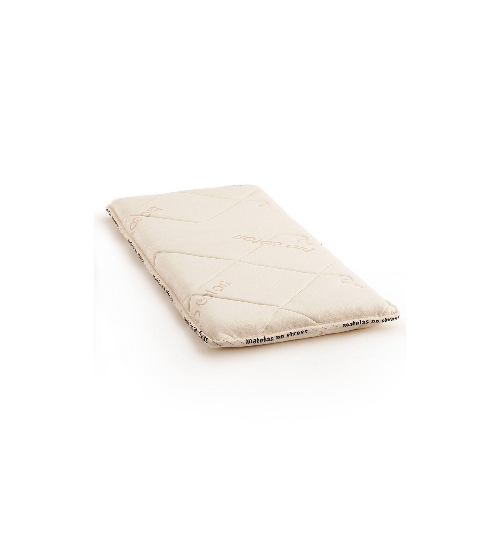 Matelas 40x80 pour couffin ovale 6cm
