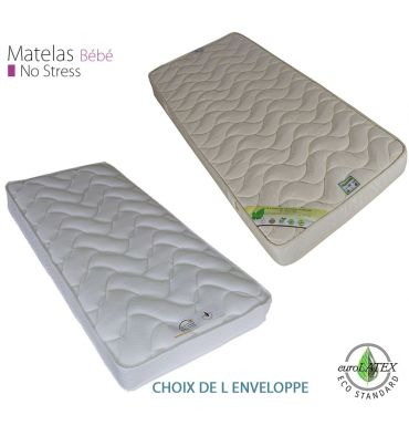 Matelas 90x150 en Latex grand confort