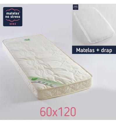 Matelas 60x120 Fibres de Coco