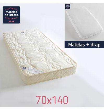 Matelas 70x140 Confort Douillet